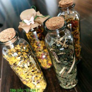 trà hoa thảo dược