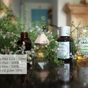 Tinh dầu mùi già nguyên chất
