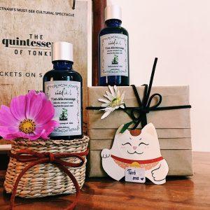 dầu massage dưỡng da